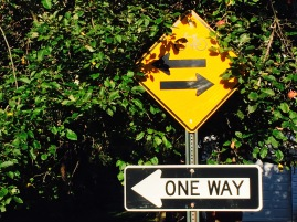 One way or both ways?