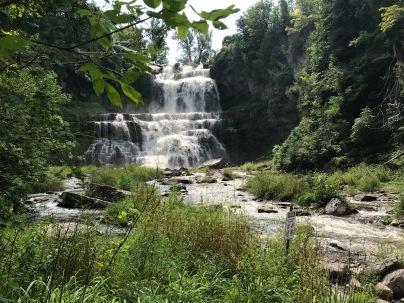 Chittenango Falls, NY.